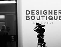 Designer Boutique Website