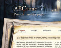 Web design for ABCrime