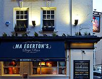 Ma Egerton's Stage Door Website
