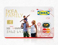 Propuestas Tarjeta Ikea family