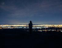 Over The LA Lights