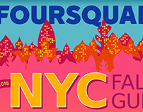 Foursquare's 2015 NYC Fall Guide