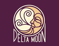 Delta Moon - Band Logos