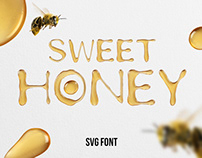 Honey Font