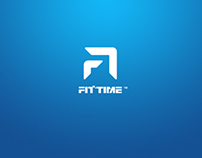 Fittime Logo design+Video