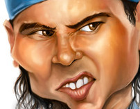Sports Caricatures
