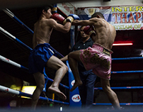 Thai Boxing, Chiang Mai