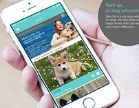 Bark Up_Dog Adoption