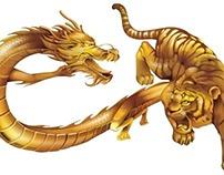 O Dragão e o Tigre