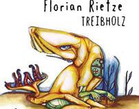 Florian Rietze - TREIBHOLZ EP Album Artwork