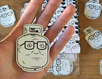 Tank Hank - Sticker Packs