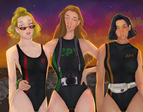 Beach Night w/ Totally Spies!