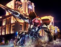 Concept Transformer