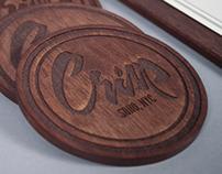 Branding: Crisp, SoHo NYC Restaurant