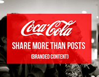 Share More Than Posts