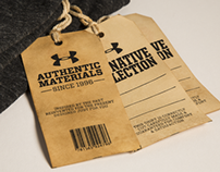 Under Armour: The Native Collection