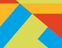 Point Loma Nazarene University art+design poster