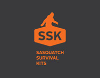 SASQUATCH SURVIVAL KITS