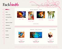Web Design for Fackhandeln