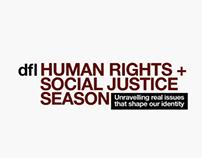 DFL Human Rights + Social Justice Interviews