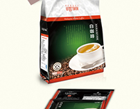 Food Packaging Design of coffee