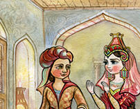 Children book - Fairy tale