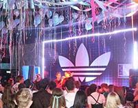 Adidas Mega Party