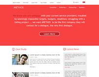 Clean Web Template
