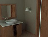 Bathroom / 3dsMax