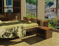 Bedroom / 3dsMax
