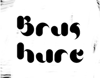 AT Brushure Font/Typeface