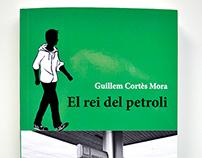 """""""El rei del petroli"""" Book Cover"""