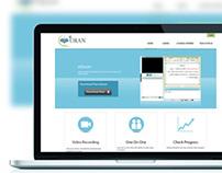eQuran Web (UI) Design