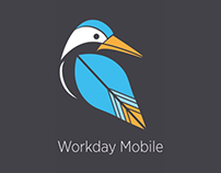 Workday Mobile Team Tee