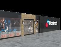 Domnio's Pizza Design Concept