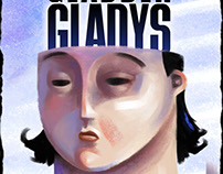 Glad Gladder Gladys Cover