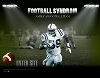 American Football Dynamic Flash Template