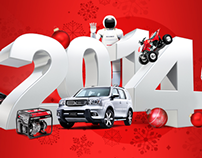 Honda Season's Greeting