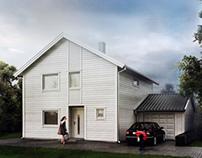 Sandnes House, Norway
