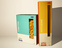 Saveurs- Pasta Packaging