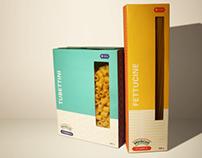 Saveurs- Pasta Packaging