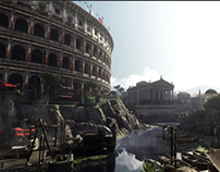 Ryse - Son of Rome (Crytek / Microsoft) - Gameart