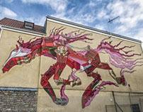 Murals 2013