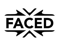 Identidade visual FACED - Projeto Visual I - UFRGS