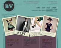 Ballyhoo Vintage Website