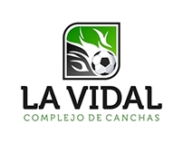 LA VIDAL | Logo, Sign