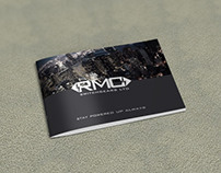 Brochure Design - RMC Switchgears Ltd.