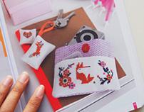 Mini motifs book
