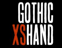 Gothic XS Hand