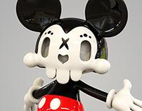 SkullToons - Skull Mouse